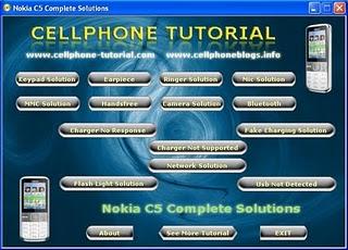 NOKIA C5 ALL Hardware UseFull Repairing Solution 2011  C5+hardware