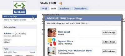 cara membuat facebook pages