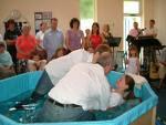 التعميد في النصرانية