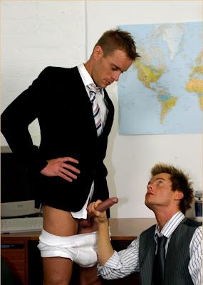 Guys in suits are hot so please click on the SuitSex image on the top right ...