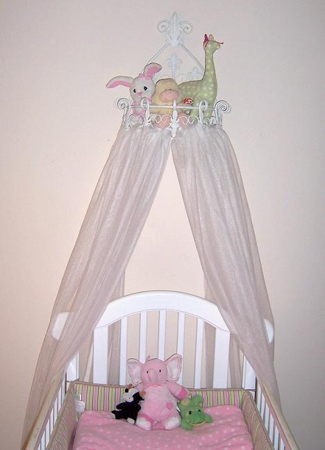 Baby Crib Canopy