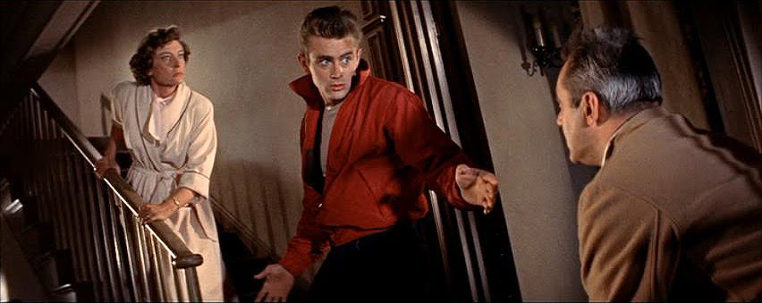 Image result for Rebel Without a Cause (1955)