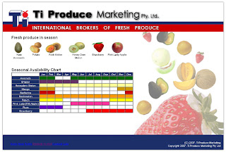 Website Development - Ti Produce Marketing