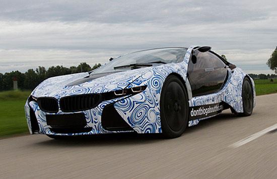BMW 2013 Plug In Hybrid