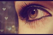 El brillo de sus ojos...