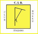 IL CLUB ITALIANO BOSSU (collegamento virtuale www.clubitalianobossu.com