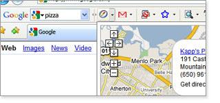 Google Toolbar Labs