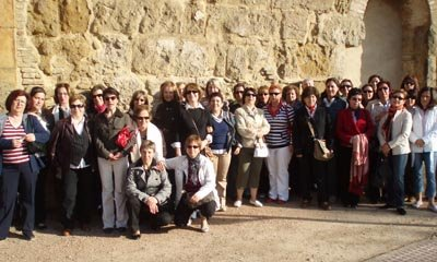 Camino de Medina Azahara para ver a Abderramán el III