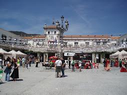 La plaza de feria