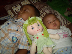 My son n my daughter