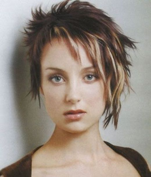 punk hairstyles for girls. Emo punk hairstyles for women