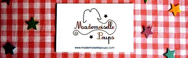 Mademoiselle Poups à Madrid