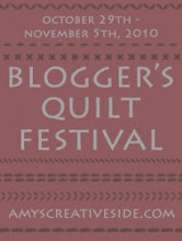 Bloggers&#39; Quilt Festival 2010