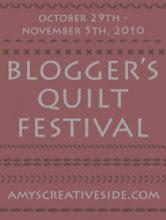 Bloggers' Quilt Festival 2010