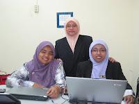 JU/mentor bertugas