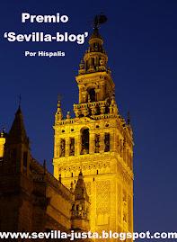 """Premio """"Sevilla-blog"""""""