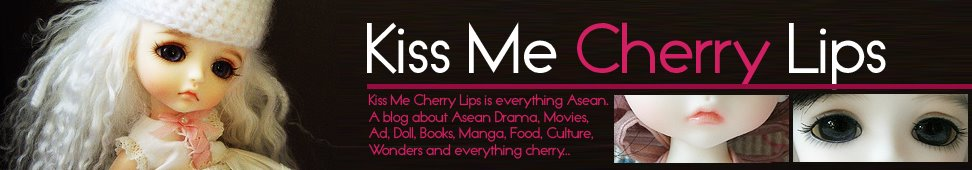Kiss My Cherry Lips