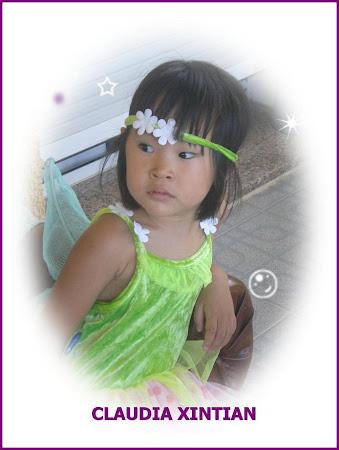 Claudia Xintian