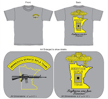 Buy Minn Service Rifle Team T-shirts