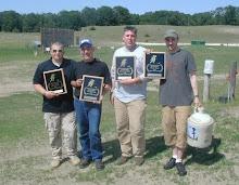 2009 State Service Rifle Class Winners