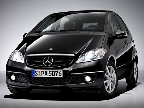 Power cars mercedes benz planning small car for india for Small mercedes benz