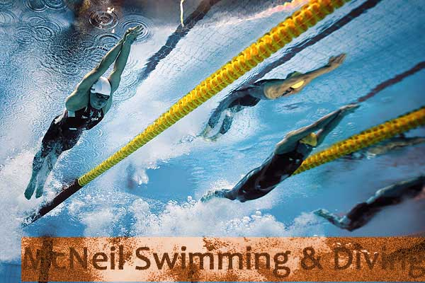 McNeil Swimming and Diving