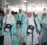 Kloter 1 Soc Tiba di Jeddah, Jamaah Asal Solo Nyaris Pingsan
