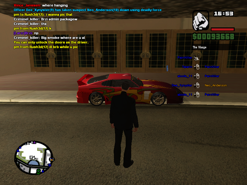 Gta San Andreas Rcr Server