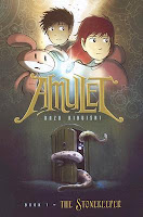 Amulet+book+one