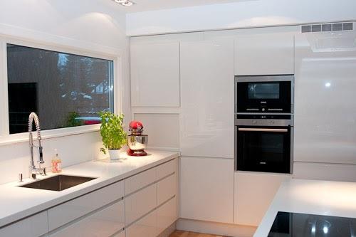 Anettes drøm: Vårt flotte kjøkken