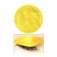 Lime Crime yellow eyshadow Makeup Sale