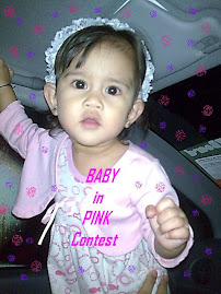 BABY in PINK Contest !!