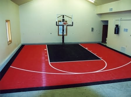 Sport Court Of Southern California Weight Room Flooring