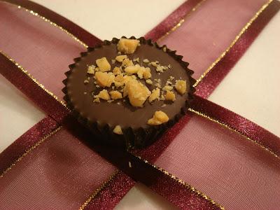 Kristianne Descher Confections: Peanut Butta Cups