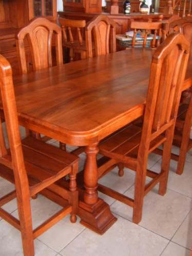 Mundoalgarrobo sillas modelo tamara for Sillas comedor nuevas