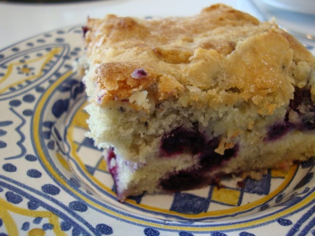Baking and Creating with Avril: Melt-In-Your-Mouth Blueberry Cake....a ...