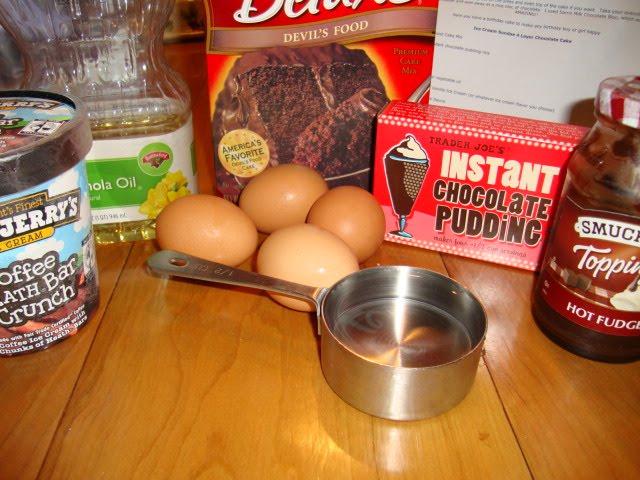 Ice Cream Sundae 4 Layer Chocolate Cake Recipes — Dishmaps