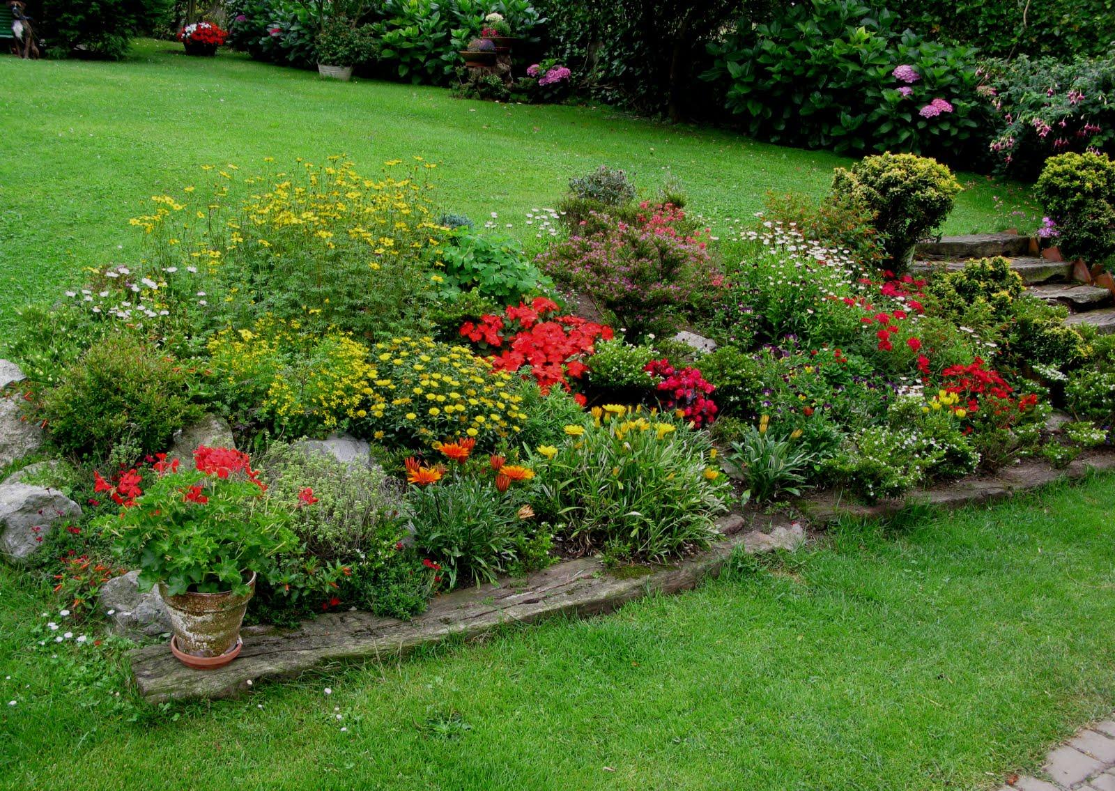 En tu jard n un jard n con alma for Como hacer un jardin rustico