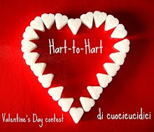 "Valentine's day contest del Blog ""cuocicucidici"""