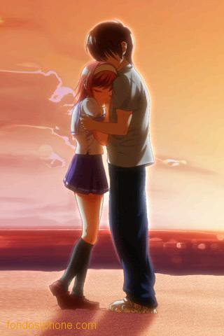 amor anime. imagenes de amor anime. amor