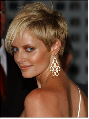 short hair styles for women with thin. very short hairstyles for women 2011. very short hairstyles for