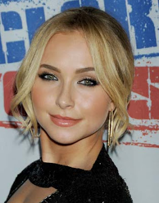 Hayden Panettiere Hairstyles and Makeup