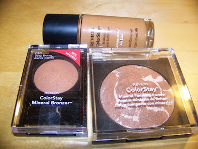makeup foundation color. Revlon ColorStay Makeup