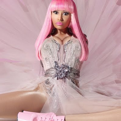 nicki minaj 2010 pink friday