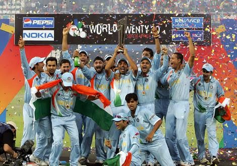 Indian cricket for icc world