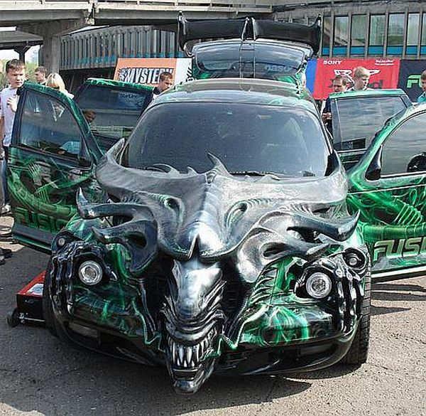 Crazy Car Mods