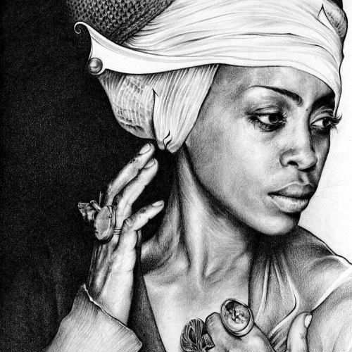 Amazing Drawings: WOMEN In Amazing Pencil Sketches