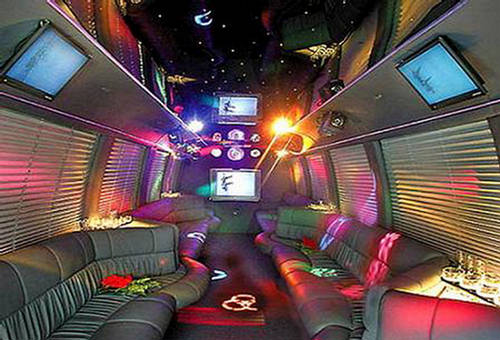 party buses. Party Bus - Hollywood At Your