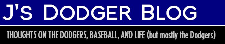 J's Dodger Blog