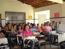 ENCONTRO DE PROFESSORES DA REGIÃO